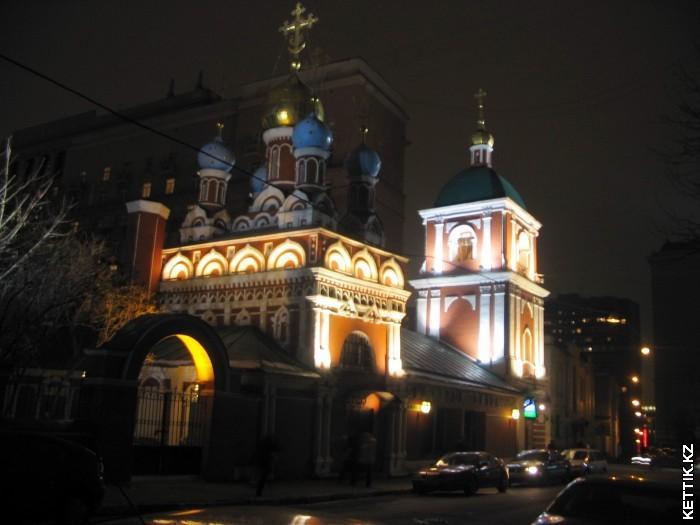 Церковь Гончарная