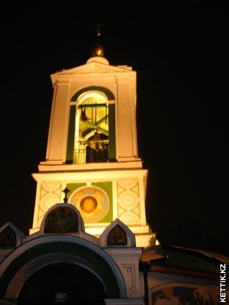 Церковь на Воробьевых