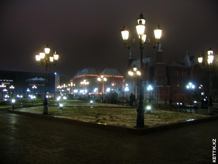 Манежная площадь