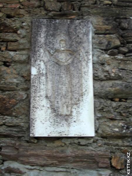 Древний барельеы