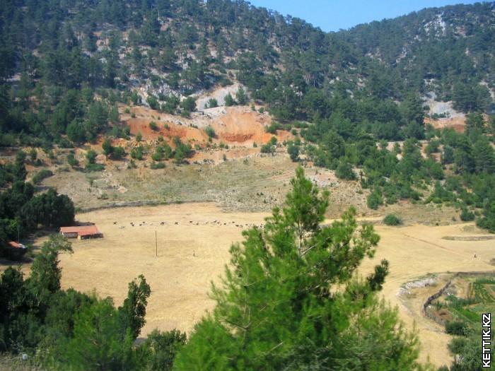 Турция пейзаж