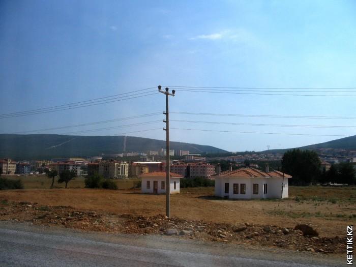 Турецкий поселок