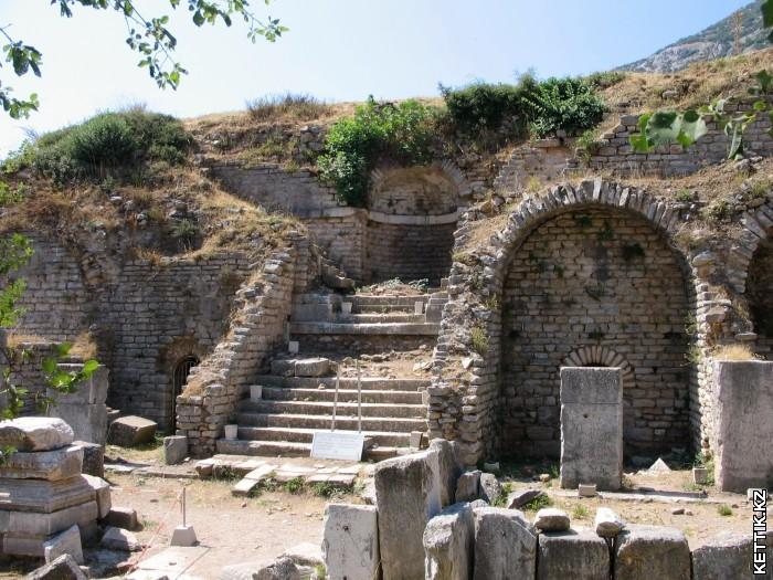 Античные руины