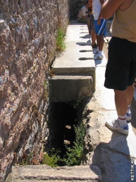 Antique Water Closet