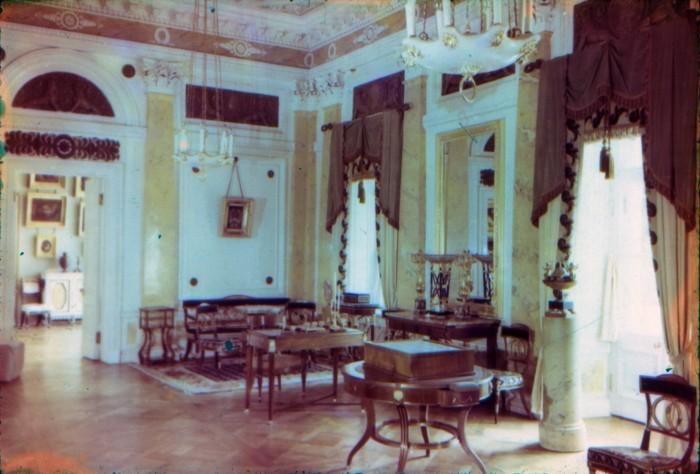 Пилястровый кабинет