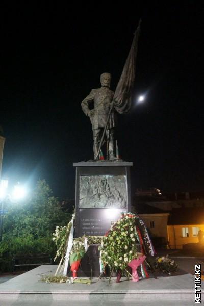 Болгарский ополченец