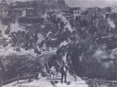 Штурм аула Ахульго