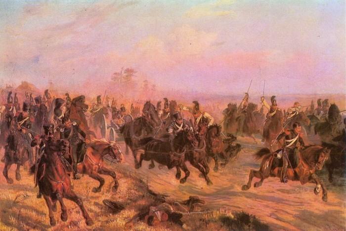 Конные гвардейцы
