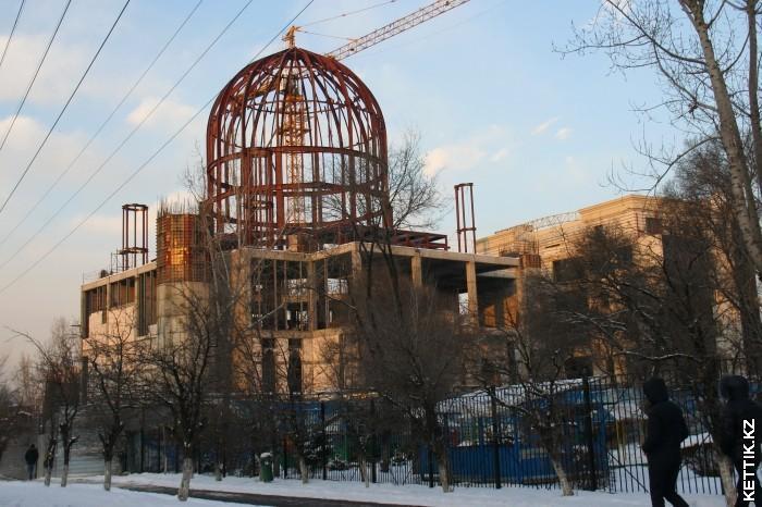 Мечеть строительство