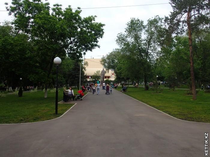 Калинин Сквер
