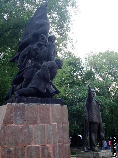 Борцам за Советскую власть