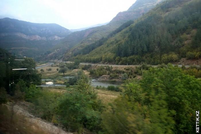 Балканские горы