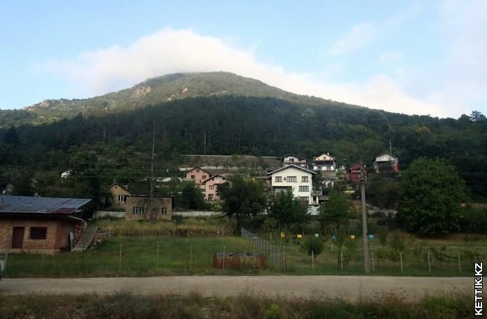 Болгарская деревня