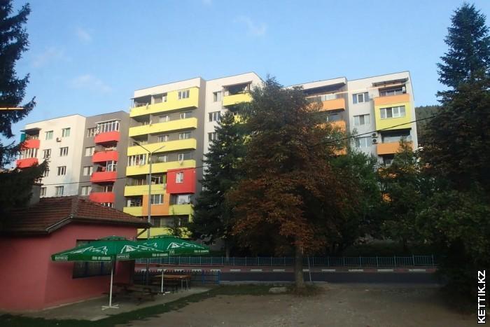 Болгарский город