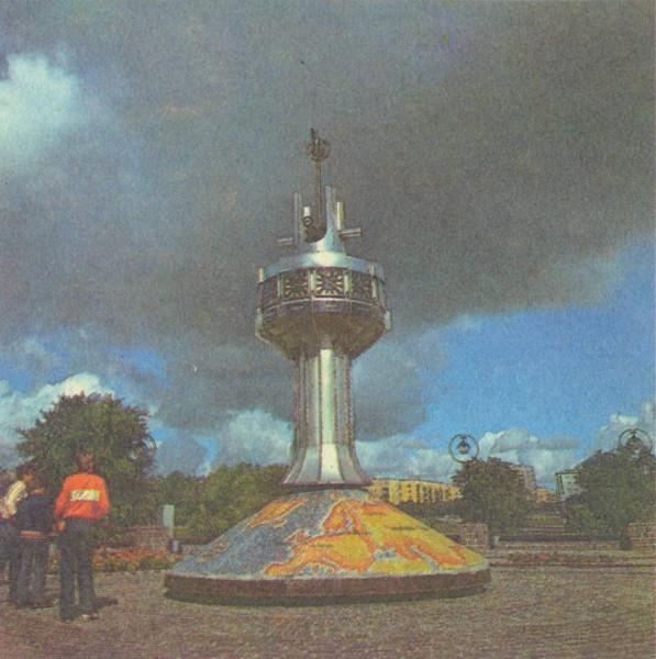 Башня часы