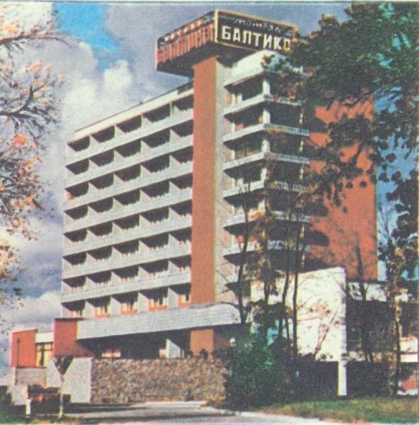 Мотель Балтика