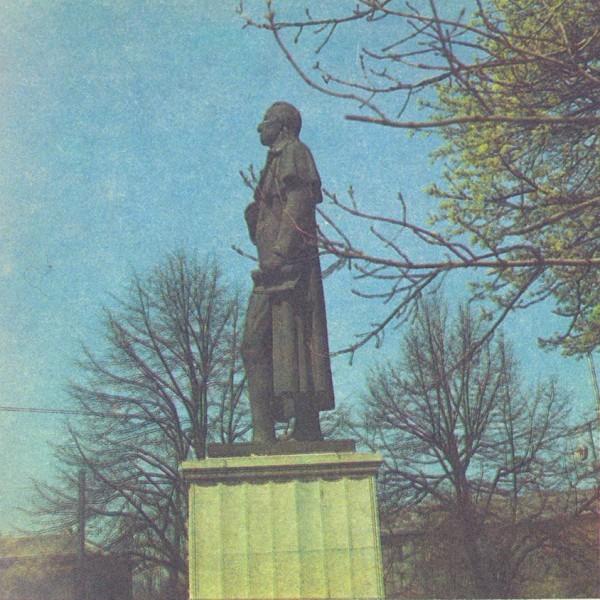 Памятник Шиллеру