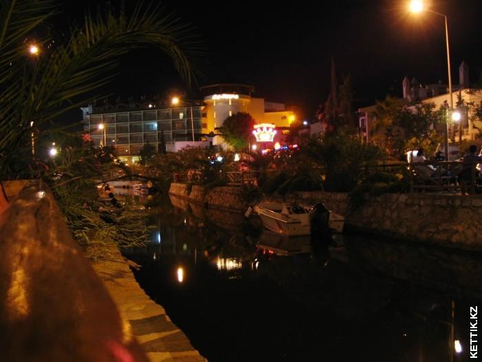 Ночной Ичмелер