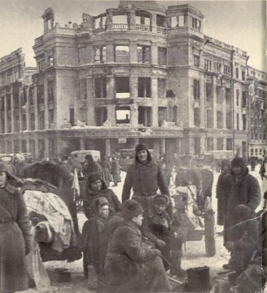 Универмаг Сталинграда