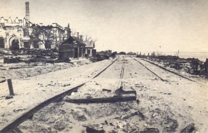 Набережная Сталинграда
