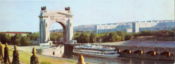 Волго-Донский канал