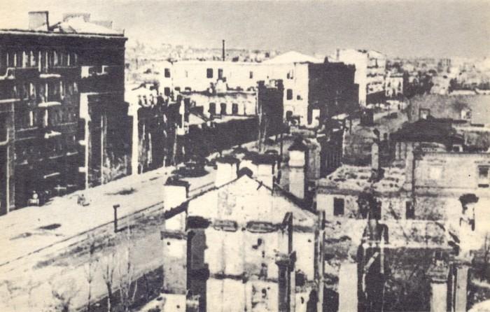 Рабоче-крестьянская улица