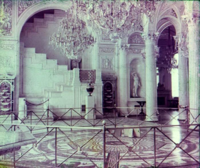 Павильонный зал