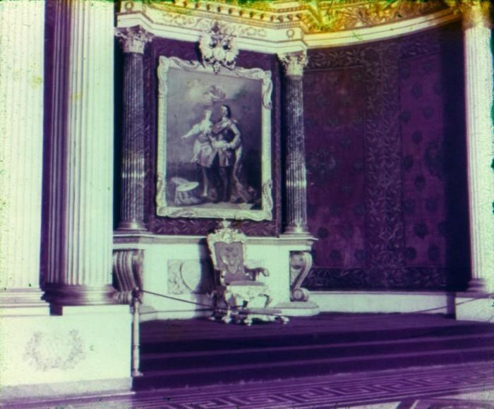 Петровская зал