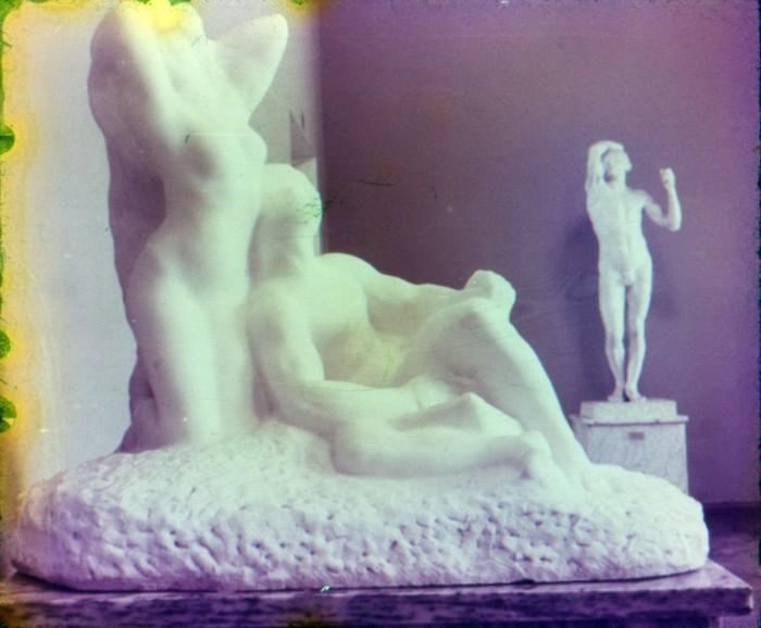 Скульптура Родена