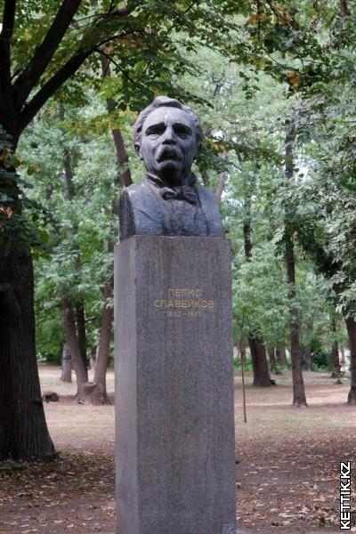 Петко Славейков