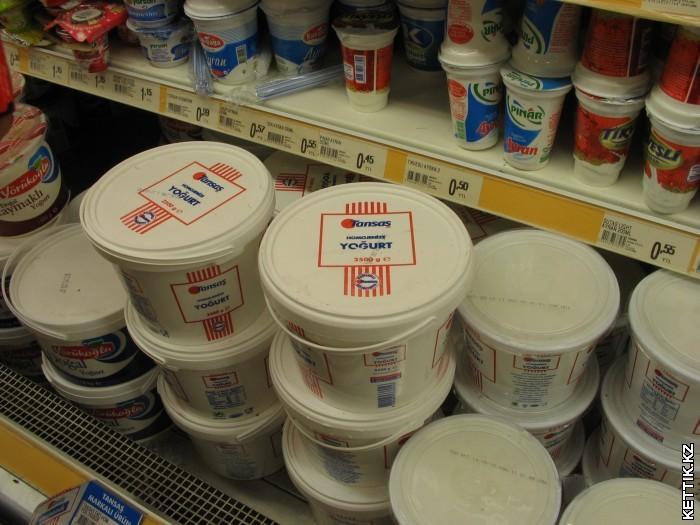 Турецкий йогурт