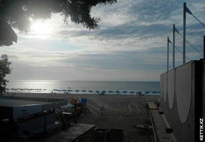 Пляж Варны