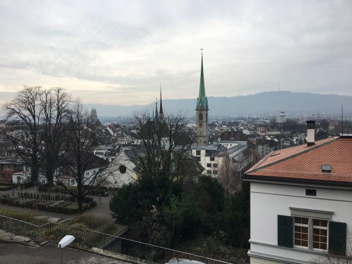Вид на город 2