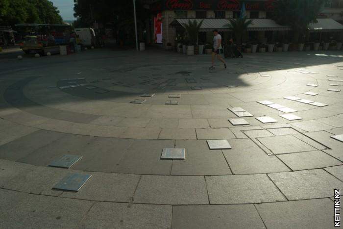 Площадь столиц