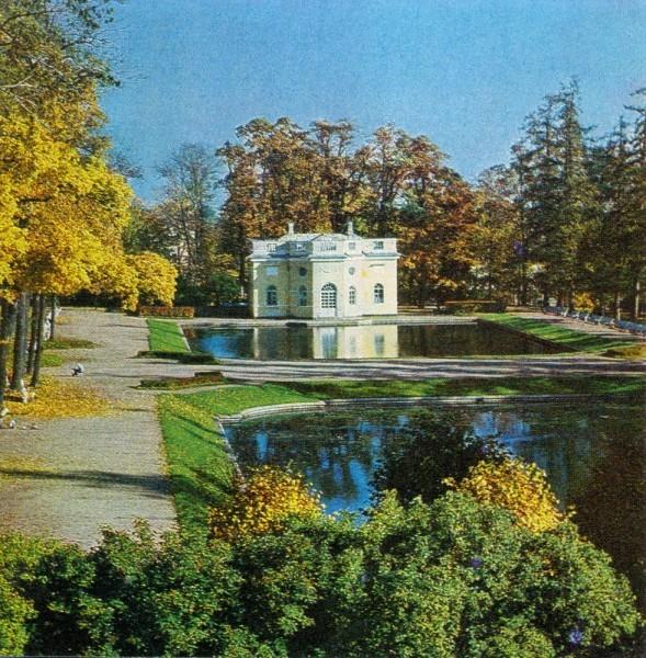 Пушкин верхняя ванна