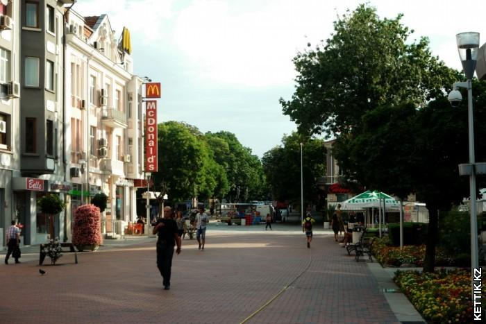 Улицы Варны
