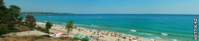 Пляж Обзора