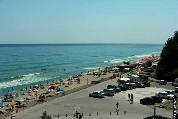 Море Пляж Вокзал