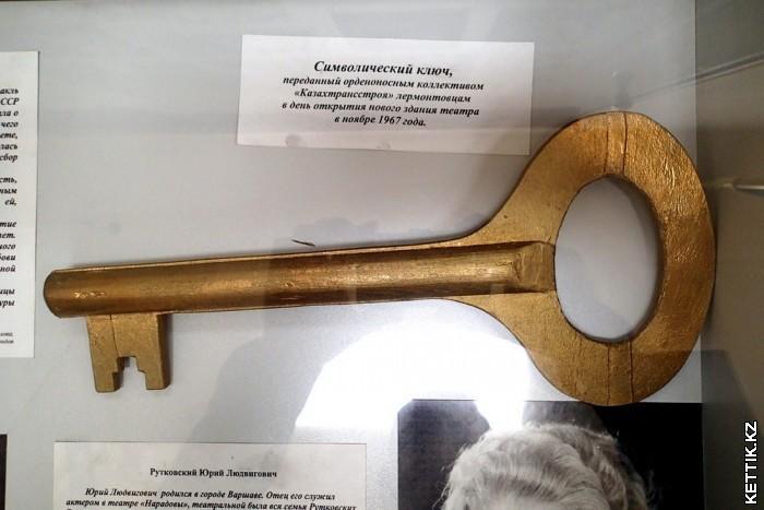 Ключ от театра