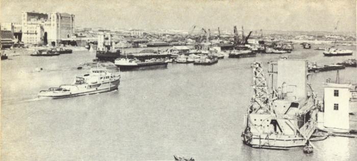 Порт Самары