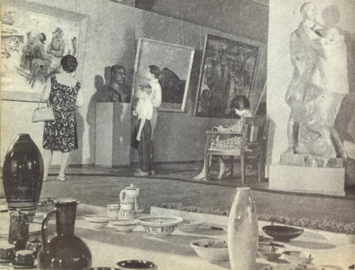 Выставка Большая Волга