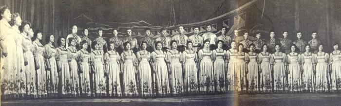 Волжский народный хор