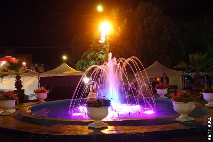 Исторический фонтан
