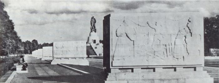 Саркофаги с барельефами