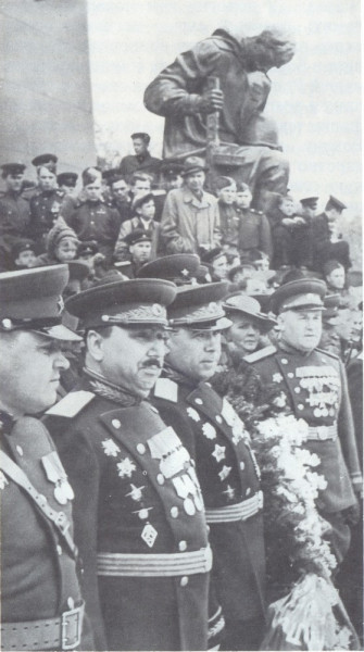 Советская группа войск в Германии