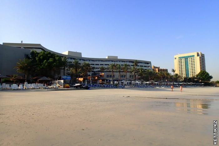 Пляж Шарджа