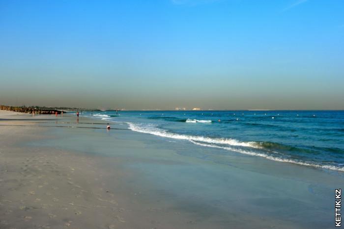 Пляж Шарджи