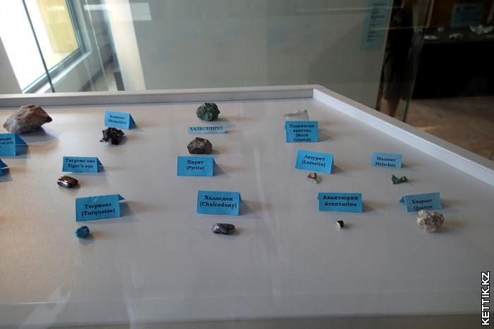 Геология Поделочные камни