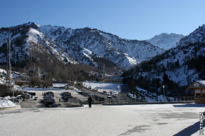 Малое Алматинское ущелье