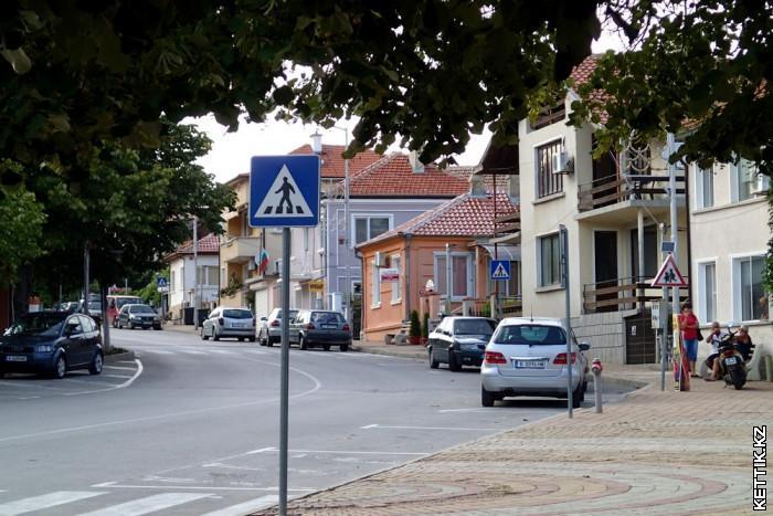 Болгарская улица